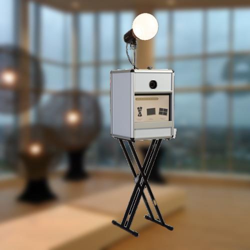 Einheitliche Arbeitnehmerfotografien automatisiert in Kerken fotografieren