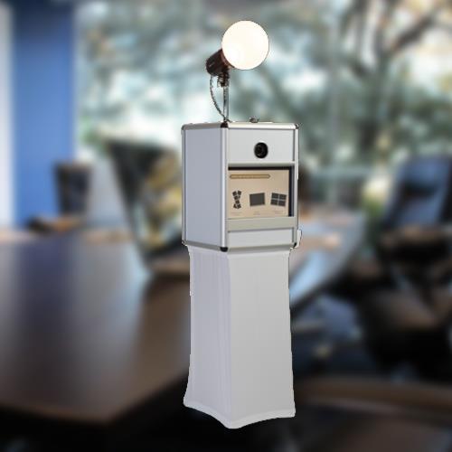 Saubere Betriebsangehörigenphotos automatisiert in Kiel fotografieren